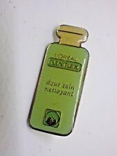 Pin's vintage année 90s L'OREAL plénitude crème lot R021