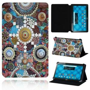 Marble Smart Stand Case cover For Acer Iconia One 10 B3-A10 A20 A30 A40 A50 +Pen