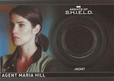 "Marvel Agents of Shield - CC9 ""Agent Maria Hill's Jacket"" Costume Card #060/350"
