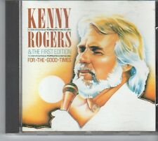 (ES200) Kenny Rogers & The First Edition, For The Good Times - 1987 CD