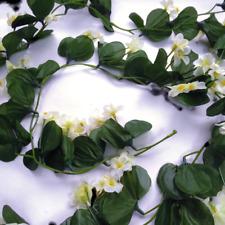 6FT  ARTIFICIAL SILK BLOSSOM GARLAND plants/foliage/trailing/vine/flowers/decor