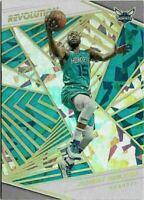 K3) 2018-19 Revolution Kemba Walker Chinese New Year Holo Gold 2/8 Celtics