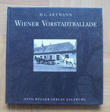 H. C. Artmann: Wiener Vorstadtballade mit Fotografien von Franz Hubmann