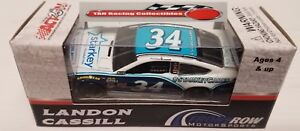Landon Cassill 2017 Lionel #34 Starkey Hearing Ford Fusion 1/64 FREE SHIP