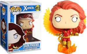 X-Men - Dark Phoenix with Flames US Exclusive Pop! Vinyl