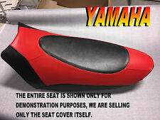 Yamaha Nytro 2008-14 New seat cover FX MTX SE RTX XTX Red & Black 379A