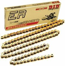 D.I.D DID 520ERT2 120L MX Motocross Race Gold Chain  Kawasaki KX250F KXF250 2013