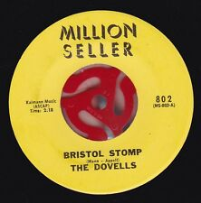 THE DOVELLS Bristol Stomp / You Can't Sit Down - 45
