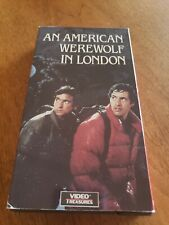 An American Werewolf in London (Vhs) Classic Horror
