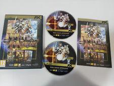 WAR & MAGIC ANTHOLOGY DRAKENSANG DISCIPLES ARTHUR SET PC 2 X DVD-ROM SPANISH