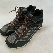 MERReLL BLACK SELECT DRY HIKING BOOTS MENS 12