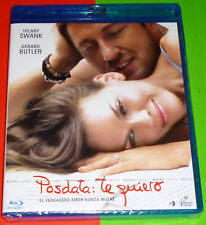 POSDATA TE QUIERO / P. S. I LOVE YOU - English Español - Bluray AREA B - Precint