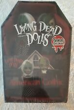 Mezco Living Dead Dolls American Gothic Bloody Spencer's Exclusive Sealed MIB