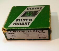Empty paper Box for Albert  FILTER 55X55mm        Free Shipping USA