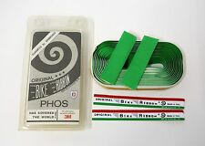 Ambrosio Phos handlebar tape 3M Made in Italy green NOS vintage classic