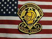 Golden Knights US Army Parachute Team Color Patch c/e