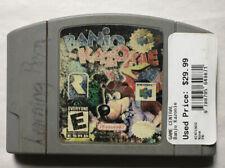 Banjo Kazooie Video Game Cartridge Version For Nintendo N64 Tested
