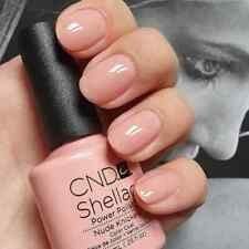 CND Shellac Nude Knickers color coat top Qualität Gel Kit UV LED Lack Gel