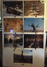 CONAN THE BARBARIAN 11X14 LOBBY CARDS