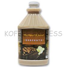 Horchata Frozen Drink Mix, Muy Refresco de Tropical, 1 Bottle (64 oz)