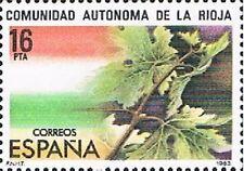 ESPAÑA 1983. Estatuto de autonomía de La Rioja. Edifil 2689