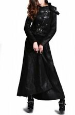 Polyester Gothic Coats, Jackets & Vests for Women