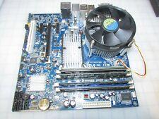 Intel DG45ID, LGA775 Socket Motherboard + 2.0GHz CELERON CPU + 4GB RAM