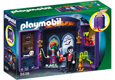 Playmobil 5638 Haunted House Play Box  (Playsets) for 3-4 Years, 5-7 Years