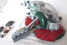 LEGO Star Wars 8097 Slave 1, 100% Complete - No box or instructions