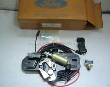 1979 FORD & MERCURY (NOS) LUGGAGE TRUNK REMOTE LOCK KIT D9MZ-66432A00-A OEM(ec2b