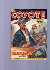 """collana del coyote - """"calavera"""" lopez - 1955 -"""