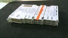 Beckhoff KL1819 HD Bus Terminals 16 Channel Digital Input ( Wago )