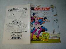 Lois Lane #119 Cover Art, original approval cover proof 1970's Superman