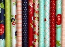 The Good Life By Bonnie and Camille For Moda Fabrics Bundle Fat Quarters 12FQ
