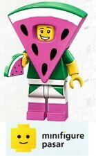 Lego 71023 The Lego Movie 2 Minifigure: No 8 - Watermelon Dude - SEALED