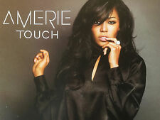 """AMERIE-""""TOUCH""""-R&B-BRAND NEW CD 2005"""