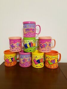 Personalised Kids mugs - SARAH- Several other names available.