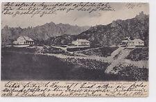 "K 625 -China, Kiautschou Mi 20 Karte "" Mecklenburghaus "" Tsingtau  1905"