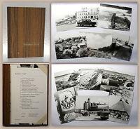 12 Orig Fotografien Fischland Darß um 1975 Mecklenburg-Vorpommern Prerow Ribnitz
