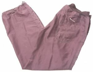 CHAMPION Womens Tracksuit Trousers Large Brown Polyester  K006