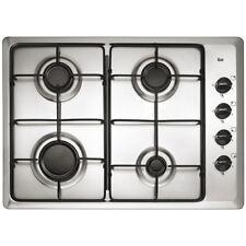 Encimera placa vitroceramica vitro 4 fuegos cocina TEKA HLX50 inoxidable