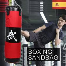 100cm MMA Boxing Saco de Arena gancho Kick Lucha bolsa de arena de perforac ES