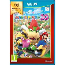 Mario Party 10 Wii U - Brand New Sealed
