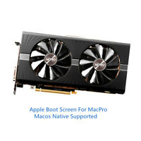Sapphire AMD  Radeon RX580 8GB Graphics Video Card For Mac Pro 3,1-5,1 *4K