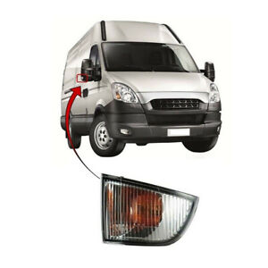Iveco Daily 2006-2013 Door Wing Mirror Indicator Driver Side New High Quality