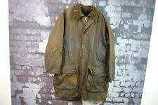 Mens Barbour Classic Northumbria Lined Wax Coat size C40/102Cm No.Z285 10/12