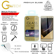 New Huawei P9 Lite Genuine Gorilla Tech Brand Screen Protector Tempered Glass