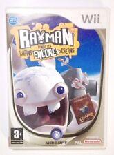 Rayman contre les lapins encore + crétins Nintendo Wii