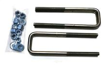 Leaf Spring Axle U-Bolt Kit-4WD Front,Rear CST PERFORMANCE SUSPENSION