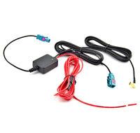 DAB+ Antenne Splitter Adapter FAKRA SMB Radio Aktiv Pioneer JVC Kenwood Sony